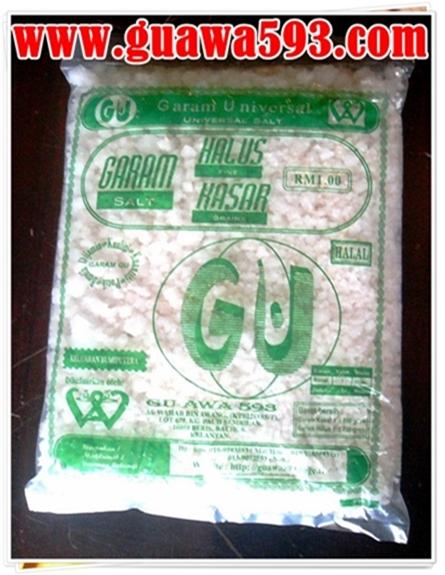 garam kasar guawa593